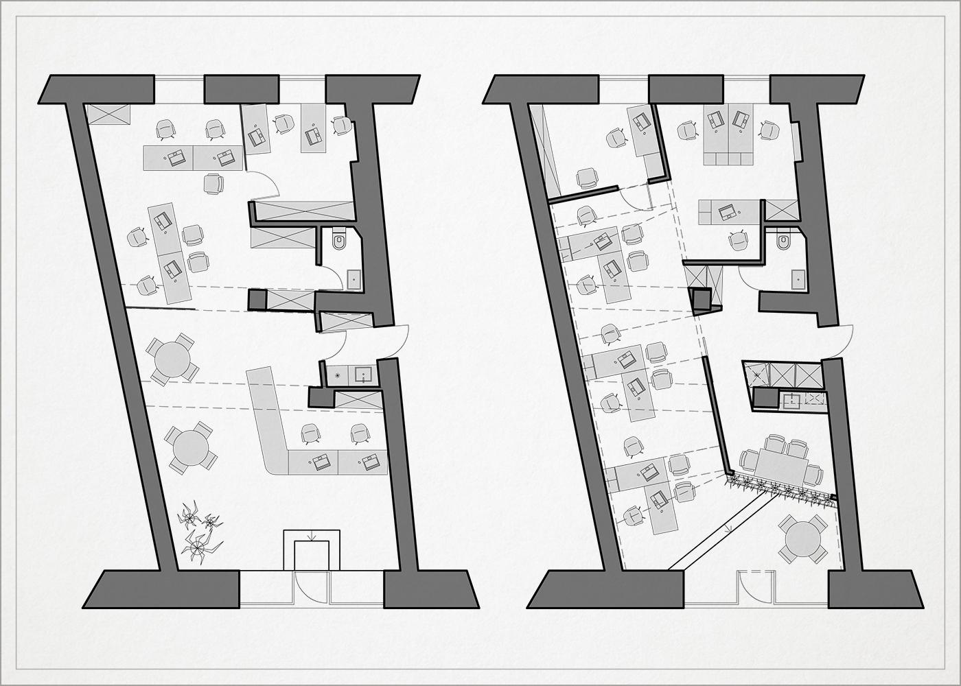 kelioniu agenturos biuro buves isplanavimas ir suprojektuotas isplanavimas