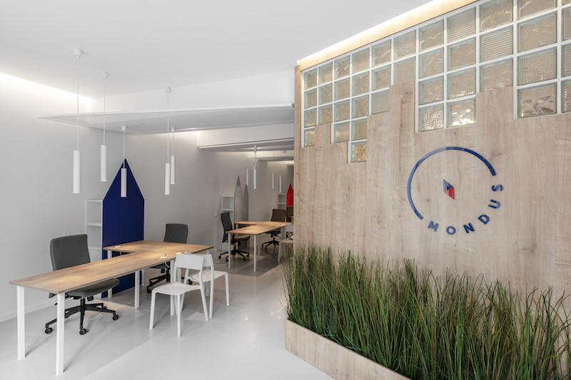 interjero dizainas - kelioniu agenturos biuras mondus #2