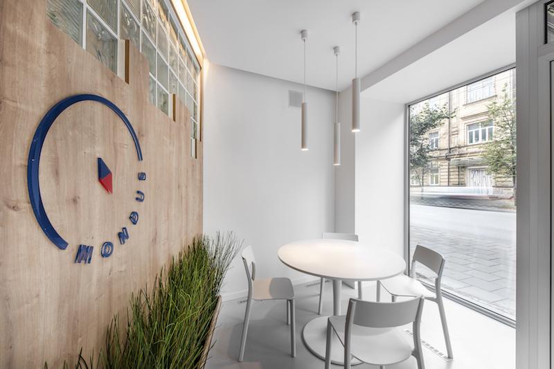 interjero dizainas - kelioniu agenturos biuras #4
