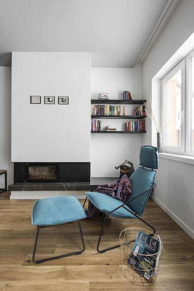 svetaines interjeras - kotedzas pavilnyje #7