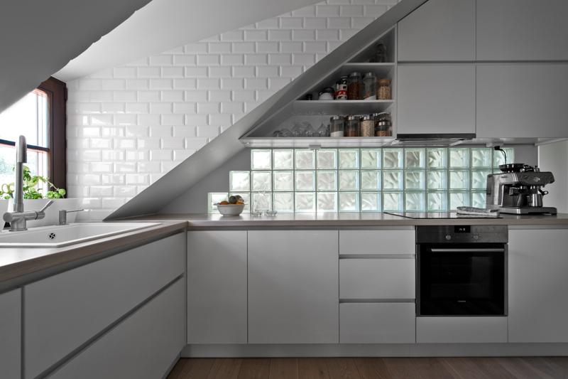 virtuves interjeras - palepe uzupyje