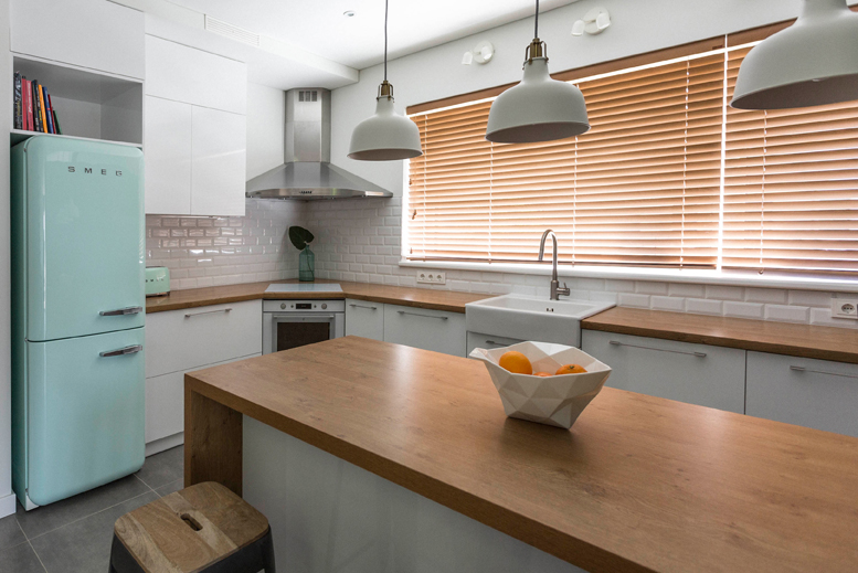 virtuves interjero dizainas #2 - namas pavilnyje