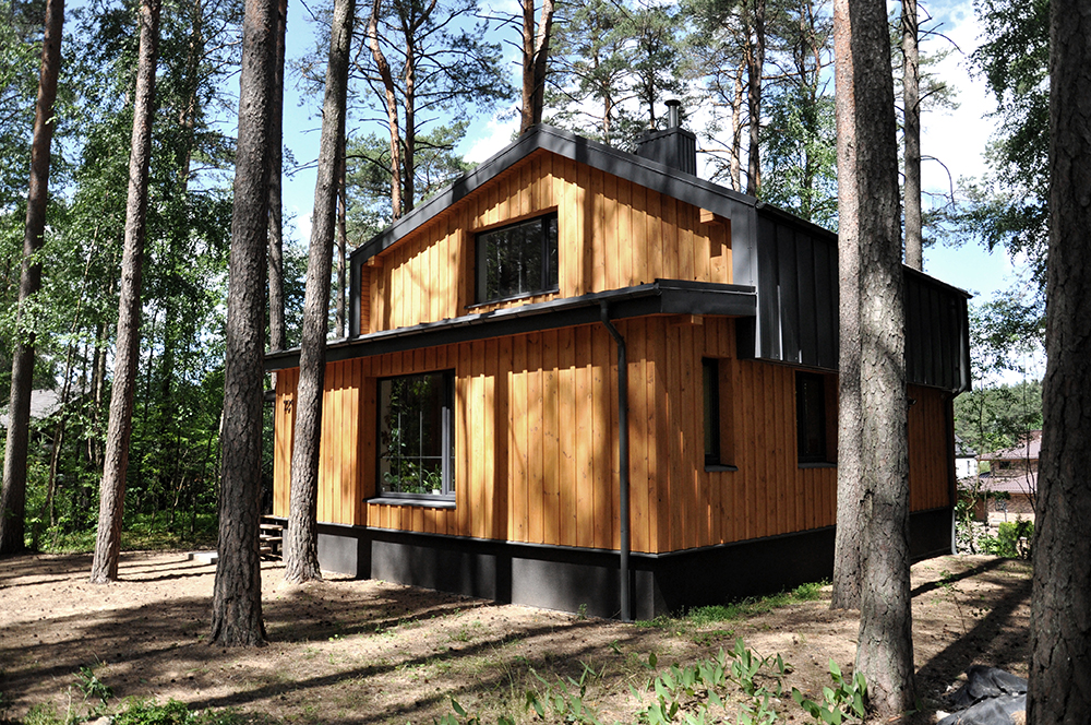 sodo namo rekonstrukcijos projektas #8