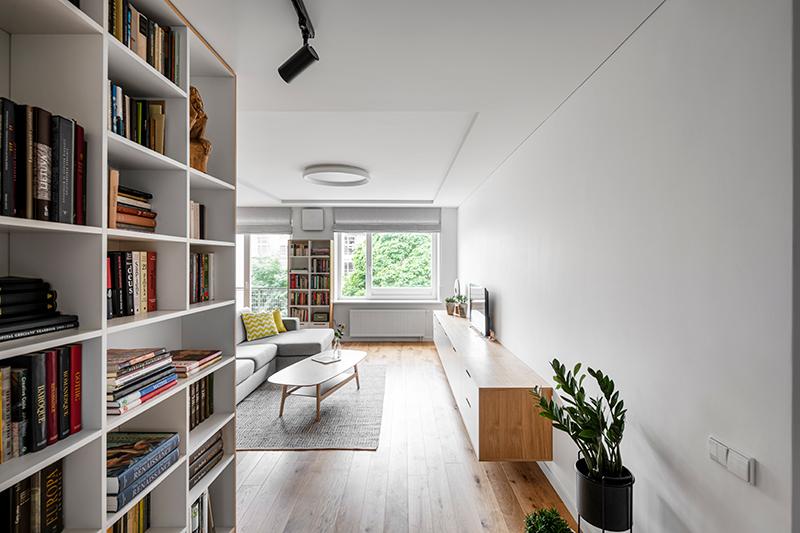 interjero dizaino pavyzdys - holas bute