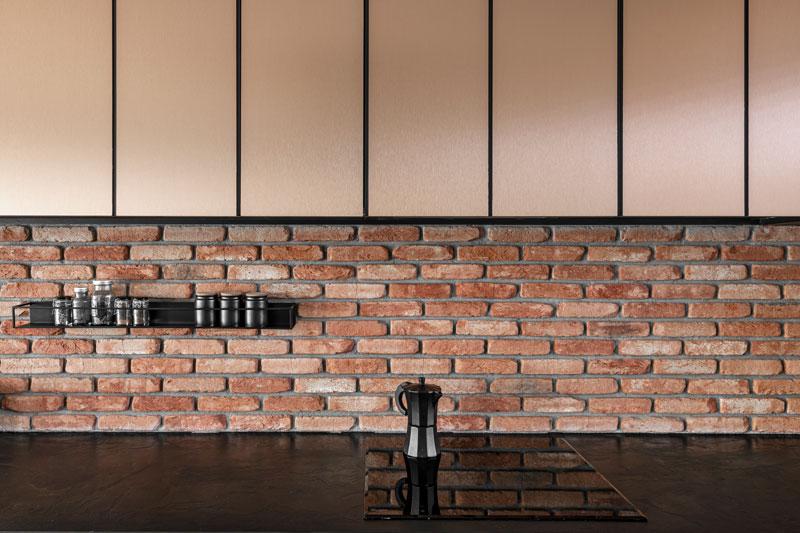virtuves interjero dizainas - kotedzas pavilnyje #6