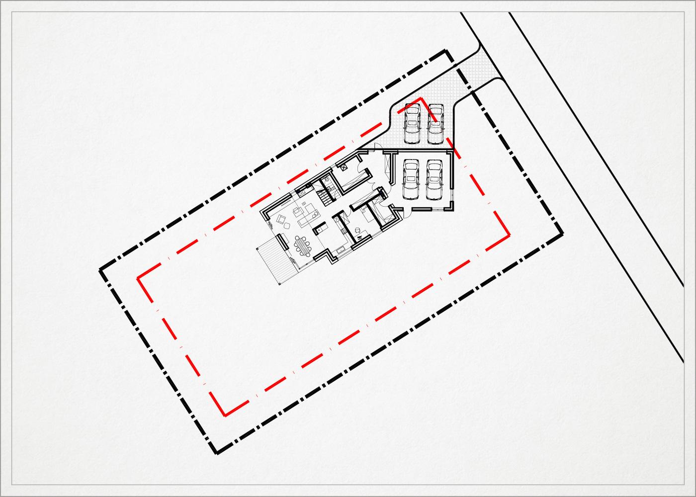 generalinis planas - gyvenamasis namas avizieniuose