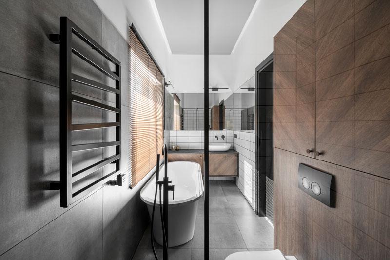 vonios interjero dizainas - kotedzas baltupiuose #7