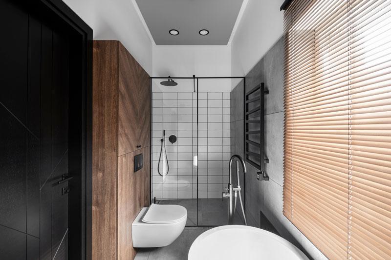 vonios interjero dizainas - kotedzas baltupiuose #4