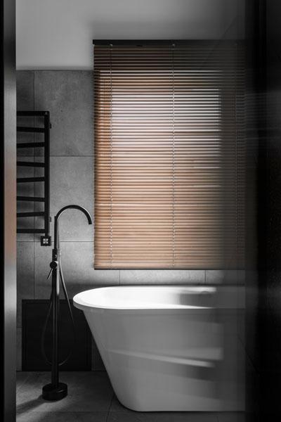 vonios interjero dizainas - kotedzas baltupiuose #3