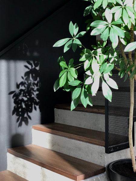 interjero dizaino pavyzdys- laiptai - kotedzas pavilnyje #2