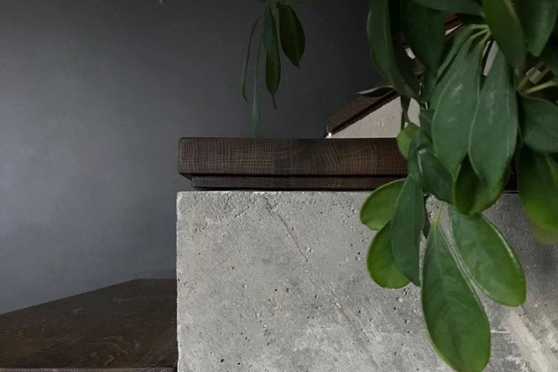 interjero dizaino pavyzdys- laiptai - kotedzas pavilnyje #3