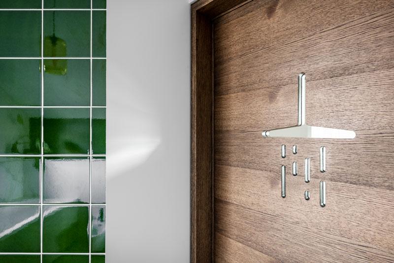 vonios interjero dizaino pavyzdys - kotedzas pavilnyje #2